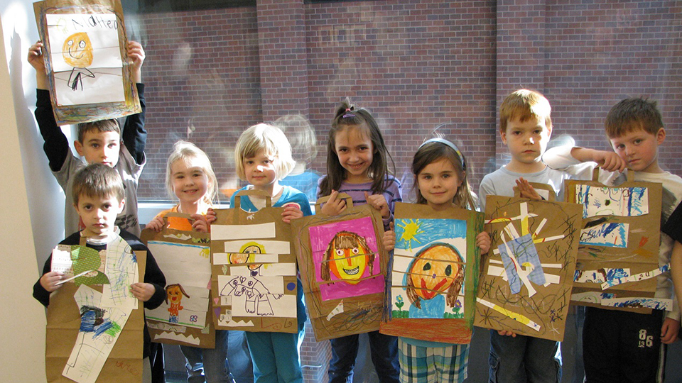 youth art classes