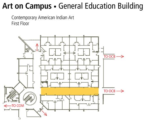 General Education Building (GEB) 1st Floor
